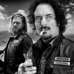 tv black and white sons of anarchy roads motorbikes cigars tv shows redwoods_www.wallmay.net_90