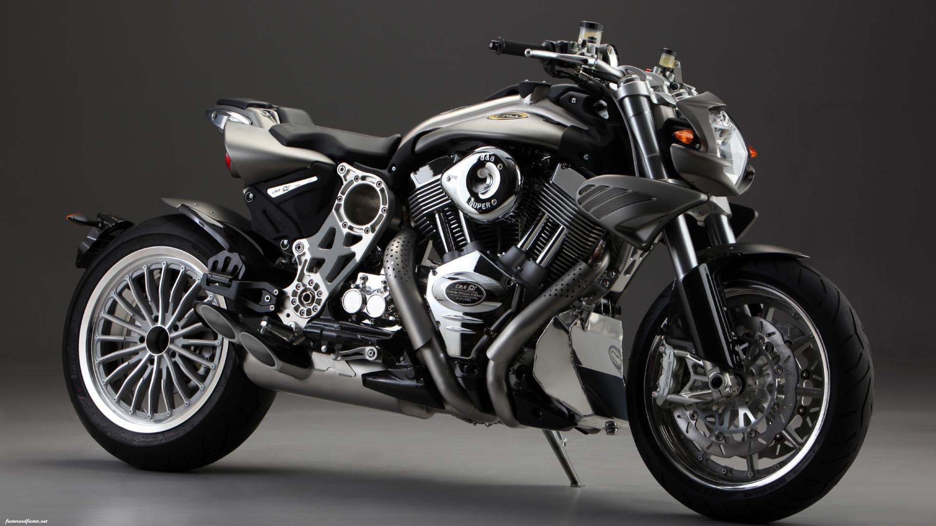 CR&S, Duu Custom Motorcycles (7)